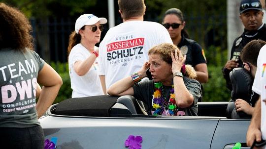 Florida Rep. Wasserman Schultz nearly struck in Pride parade crash that killed 1: reports