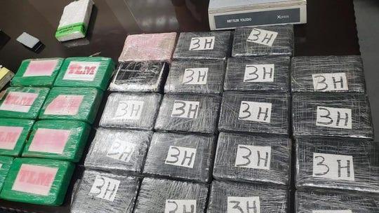 69 pounds of cocaine found hidden on cruise ship near Florida