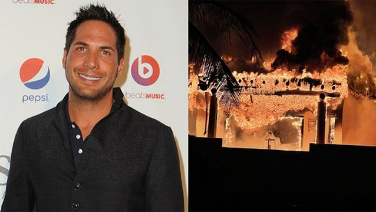 Joe Francis reveals fire at beachfront Mexican estate allegedly caused by arson