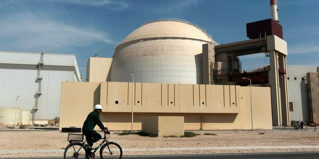 Iran's sole nuclear power plant has undergone a temporary emergency shutdown, state TV reported on Sunday, June 20, 2021. (AP Photo/Mehr News Agency, Majid Asgaripour, File)