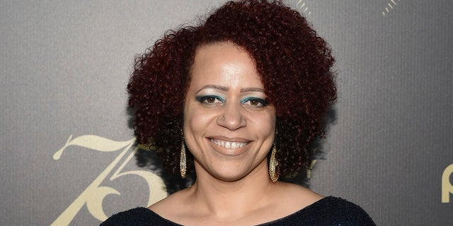 FILE - In this May 21, 2016, file photo, Nikole Hannah-Jones attends the 75th Annual Peabody Awards Ceremony at Cipriani Wall Street in New York. (Photo by Evan Agostini/Invision/AP, File)