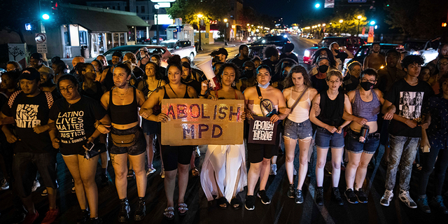 Minneapolis residents suing the city, say 'defund the police' movement caused rise in violence