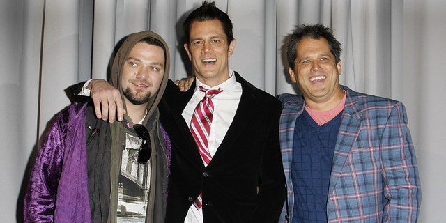 'Jackass' director Jeff Tremaine got a restraining order against Bam Margera after he made threats to him and Johnny Knoxville.