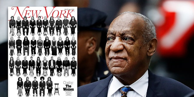 FILE - In this Sept. 24, 2018 file photo, Bill Cosby arrives for his sentencing hearing at the Montgomery County Courthouse, in Norristown, Pa. Pennsylvania's highest court has overturned comedian Bill Cosby's sex assault conviction. The court said Wednesday that they found an agreement with a previous prosecutor prevented him from being charged in the case.