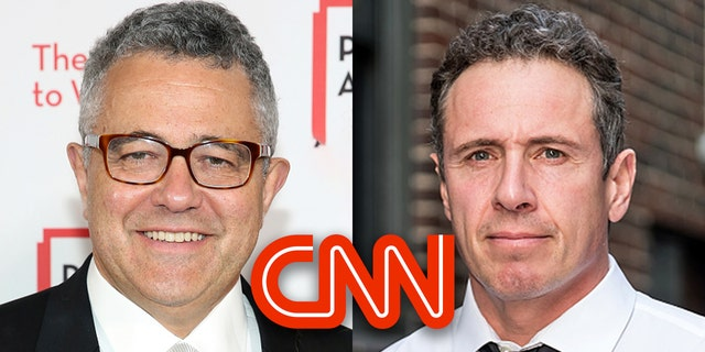 Jeffrey Toobin and Chris Cuomo have managed to keep their jobs despite humiliating CNN.