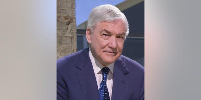 Conrad Black, historian, writer and former newspaper publisher.