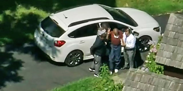 Bill Cosby returned to his suburban Philadelphia home after being released from prison Wednesday.