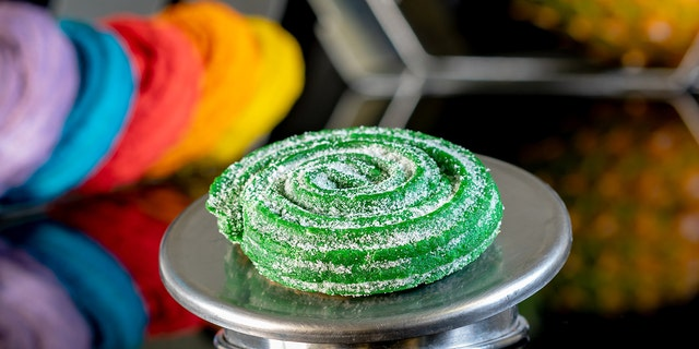 The Sweet Spiral Ration at Terran Treats.