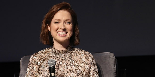 Ellie Kemper had previously remained silent when photos surfaced over Memorial Day weekend.