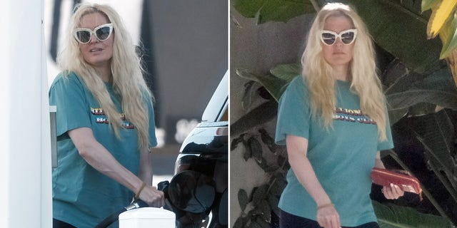 On Monday, Erika Jayne addressed critics of her appearance after she was seen the day before in a casual and makeup-free look despite being known for her glamorous style.