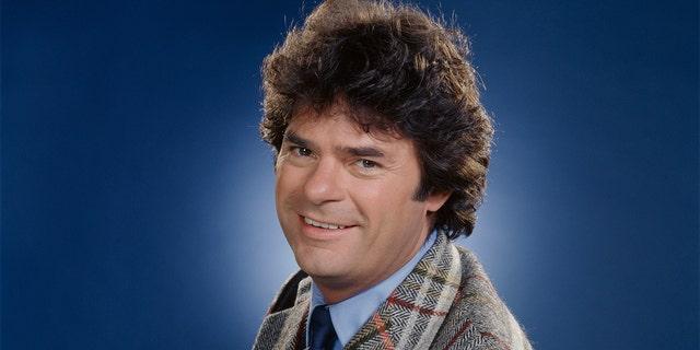 Frank Bonner as advertising salesman Herb Tarlek.