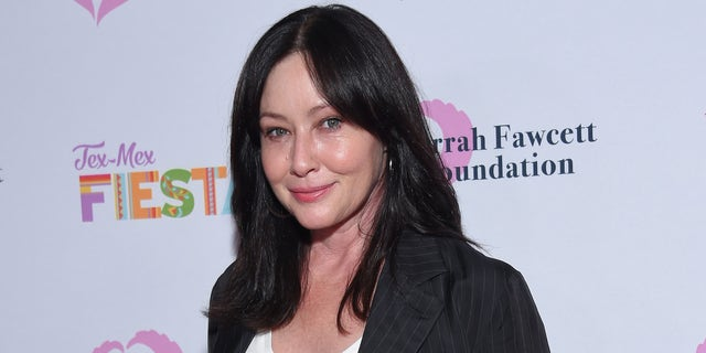 Shannen Doherty shared a makeup-free photo on Sunday complete with no filter.