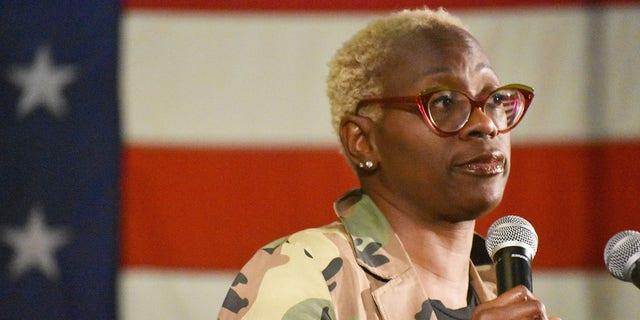 Former Ohio state Sen. Nina Turner. (Getty Images)