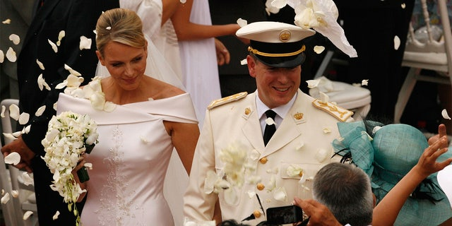 Princess Charlene of Monaco, a former Olympian, married the son of Grace Kelly on July 1, 2011. The wedding was a spectacle, costing an estimated $70 million for the four-day event. They welcomed twins in 2014.