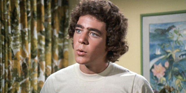 Barry Williams as Greg Brady.  (Photo by CBS via Getty Images)