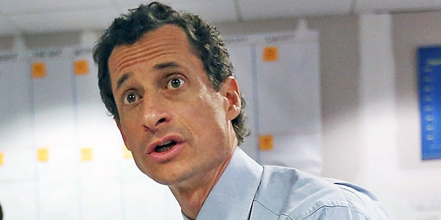 Weiner is a Level 1 sex offender after he did time for sexting a 15-year-old girl.