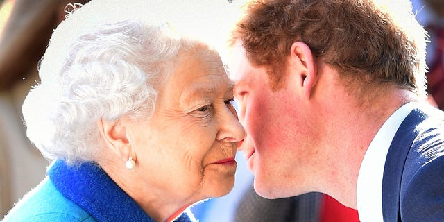 It wasn't necessary for Prince Harry to ask his grandmother, Queen Elizabeth II, approval to write his upcoming memoir, said a spokesperson for the Duke of Sussex.