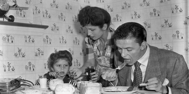 Frank Sinatra and Nancy Sinatra Sr. shared three children: Nancy, Frank Jr. and Tina.
