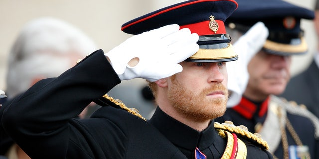 The Duke of Sussex served in the British army for a decade, including on the front line in Afghanistan.
