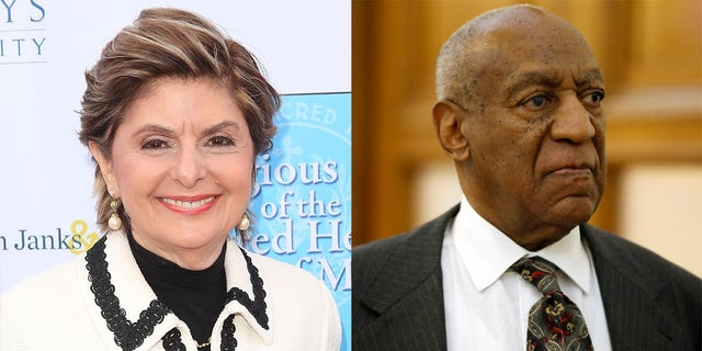 Attorney Gloria Allred said she's proceeding with a civil lawsuit against Bill Cosby.