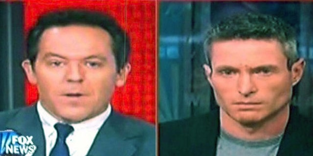 """Conservative strategist Chris Barron (right) was a regular on """"Red Eye,"""" the 3 a.m. ET satirical talk show that Greg Gutfeld hosted from 2007-2015."""