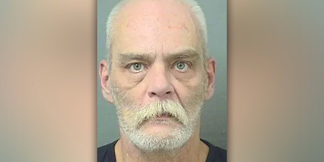 Mark Steven Gribbin is charged with the decades-old murder of a Florida man. Authorities said a beer can found at the crime scene had his DNA on it.