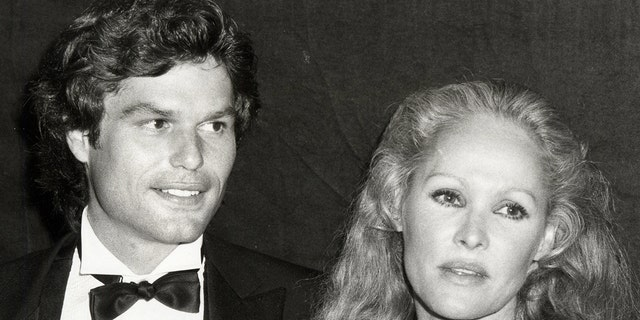 Harry Hamlin reveals how his romance with Ursula Andress began: 'I didn't know what to say'.jpg