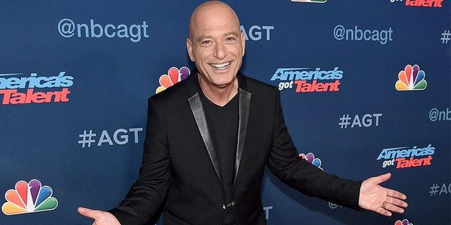 Howie Mandel opened up about living with obsessive-compulsive disorder.