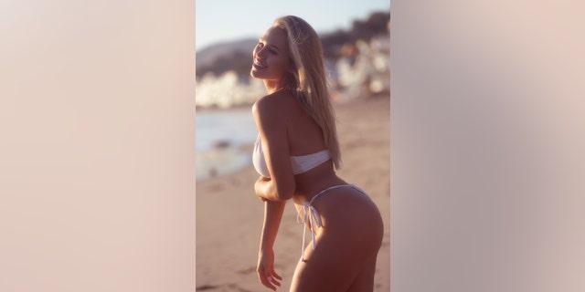 Kristen Louelle Gaffney  nackt