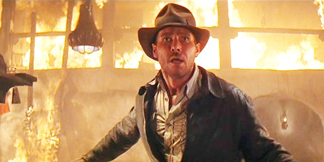 'Indiana Jones' fans got their first look at him in the fifth installment of the movie.