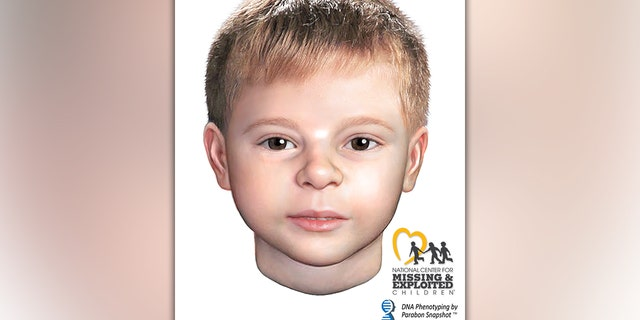A 2010 composite image was created from DNA in an effort to identify the remains of a 2-year-old boy found in Oregon in 1963. The remains were identified as Stevie Crawford, authorities said Monday.
