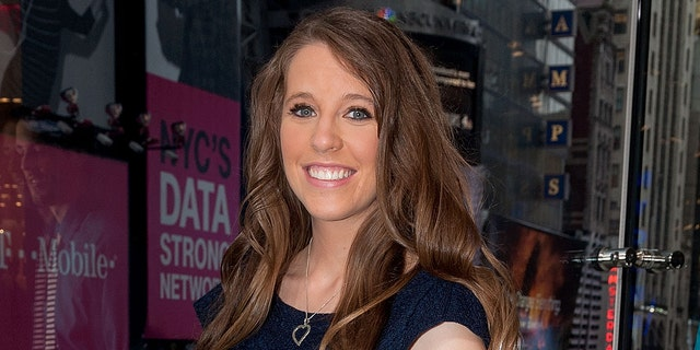 Jill Duggar assured fans that her dog is 'totally fine' after consuming human breast milk.  (Photo by D Dipasupil/Getty Images for Extra)