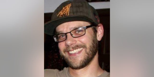 Johnny Hurley was killed by an Arvada, Colorado, police officer after shooting a gunman who killed an officer moments earlier, police said. (Arvada Police Department)