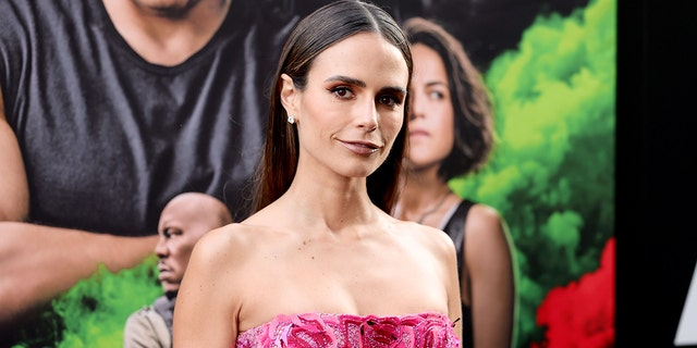 'F9' star Jordana Brewster discussed body positivity in Hollywood after years of being told to lose weight for roles.