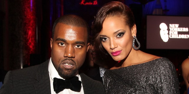 Before dating his future wife, West was in a relationship with model Selita Ebanks.  (Photo by WILL RAGOZZINO / Patrick McMullan via Getty Images)
