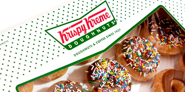 Krispy Kreme announced Tuesday that it has given away 1.5 million free Original Glazed doughnuts to vaccinated Americans since it launched the giveaway in March. (イチジク)