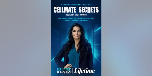 Lifetime's docuseries 'Cellmates Secrets' is narrated by Angie Harmon.