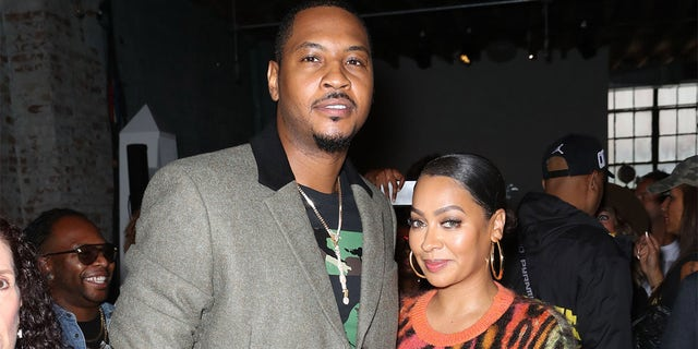 La La Anthony has reportedly filed for divorce from Carmelo Anthony.