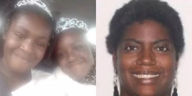 Police identified the two young girls found dead in a South Florida canal as Destiny, 9, and Daysha, 7, Hogan. Their mother, Tinessa Hogan, 36, was being investigated as a possible person of interest. (Lauderhill Police)
