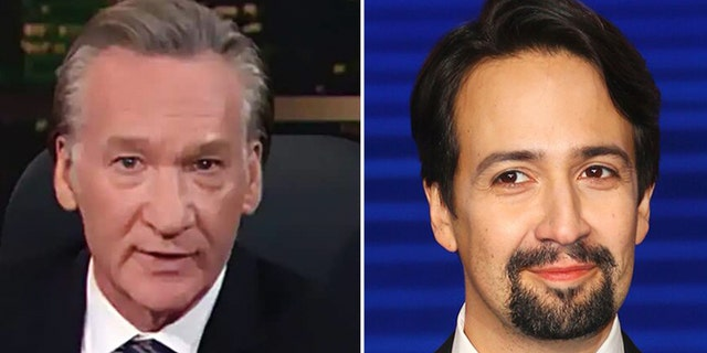 Bill Maher rips Lin-Manuel Miranda for 'In the Heights' diversity apology: 'This is why people hate Democrats'.jpg