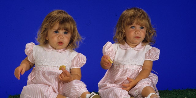 The Olsen twins have been in the spotlight since first appearing in 'Full House' in 1987. (Photo by Bob D'Amico/Walt Disney Television via Getty Images)