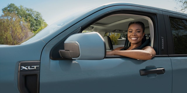 Gabrielle Union will help unveil the Ford Maverick pickup on June 8.