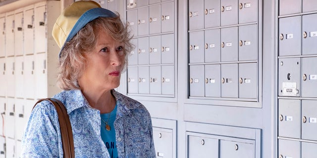 """Meryl Streep (pictured) and Sharon Stone co-starred in 2019's """"The Laundromat"""" on Netflix."""