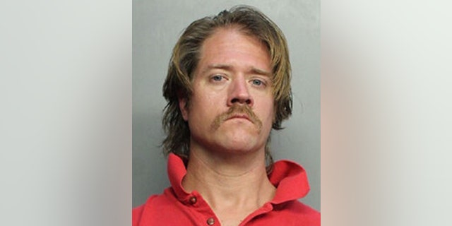 Drew Curtis Sikes is accused of opening fire on park rangers at Everglades National Park on Sunday, March 28, 2021.