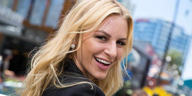 Morgan Stewart reveals weeks-long struggle with 'thyroid issue' possibly triggered by pregnancy.jpg