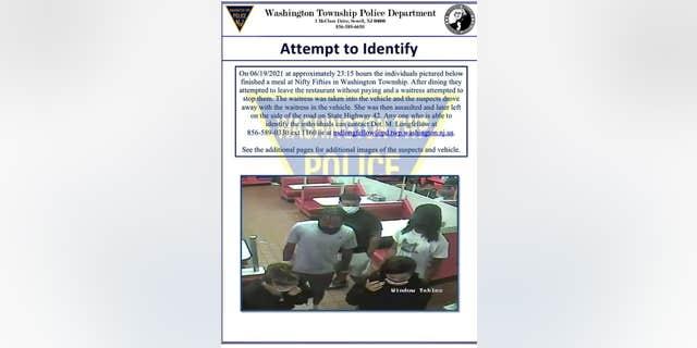 Courtesy: Washington Township Police Department Facebook