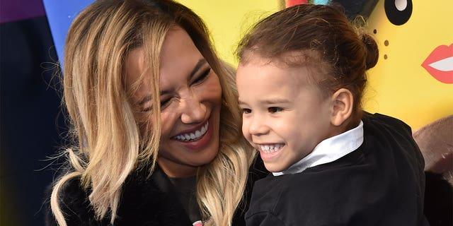 Naya Rivera's son, Josey, now 5,