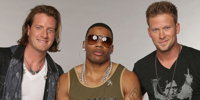 Florida Georgia Line and Nelly share behind-the-scenes look at 'Lil Bit' music video: 'Let's roll, y'all!'.jpg