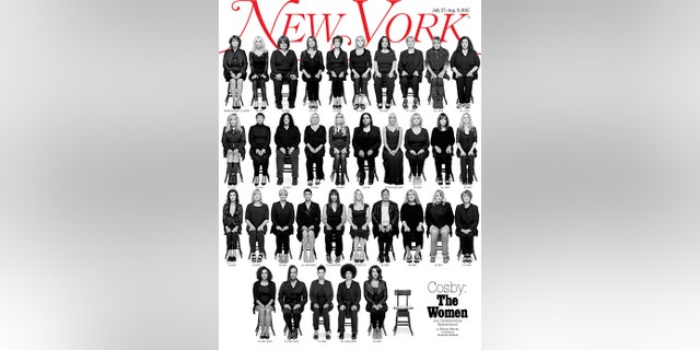 The scandal hit a watershed moment in 2015 when a New York Magazine cover featured photos of 35 women who accused Cosby of sexual assault.