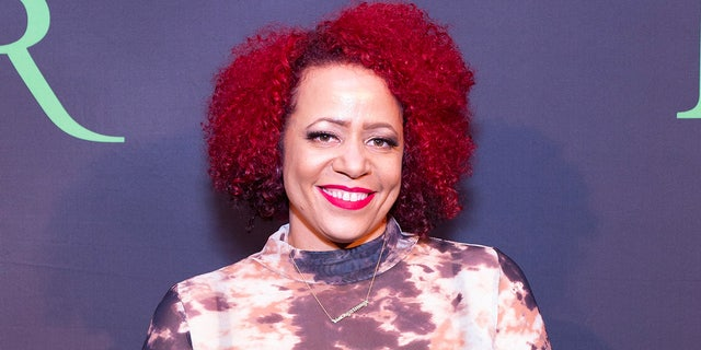 Nicole Hannah-Jones attends 2019 ROOT 100 Gala at The Angel Orensanz Foundation on November 21, 2019 in New York City. (Photo by Arturo Holmes/Getty Images)
